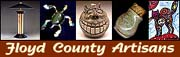 Artisans of Floyd County, Virginia, USA